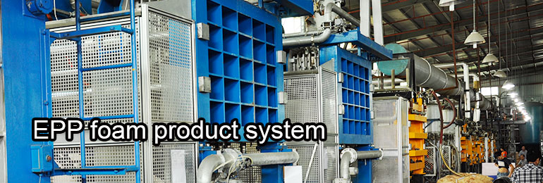 EPP foam product system
